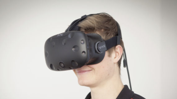 Planung in 3D mit Virtual Reality Brille